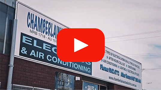 Chamberlains Auto Electrics - Video
