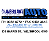 chamberlains-auto